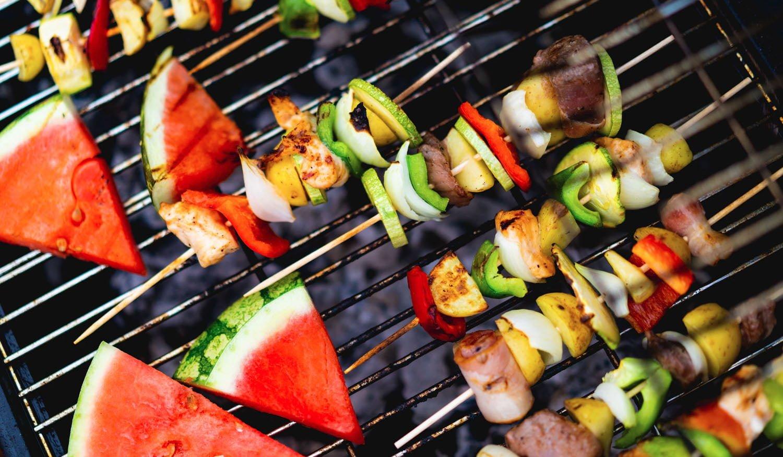 Na grilla #6 – a może warzywa z grilla?
