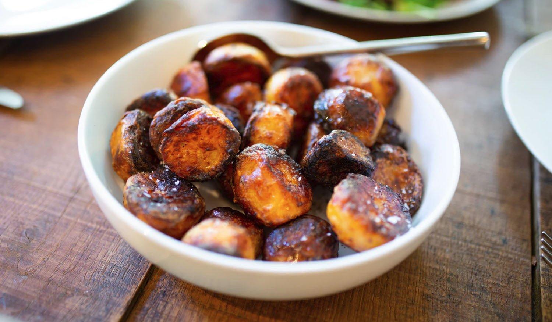 Na grilla #4 – ziemniaki z grilla