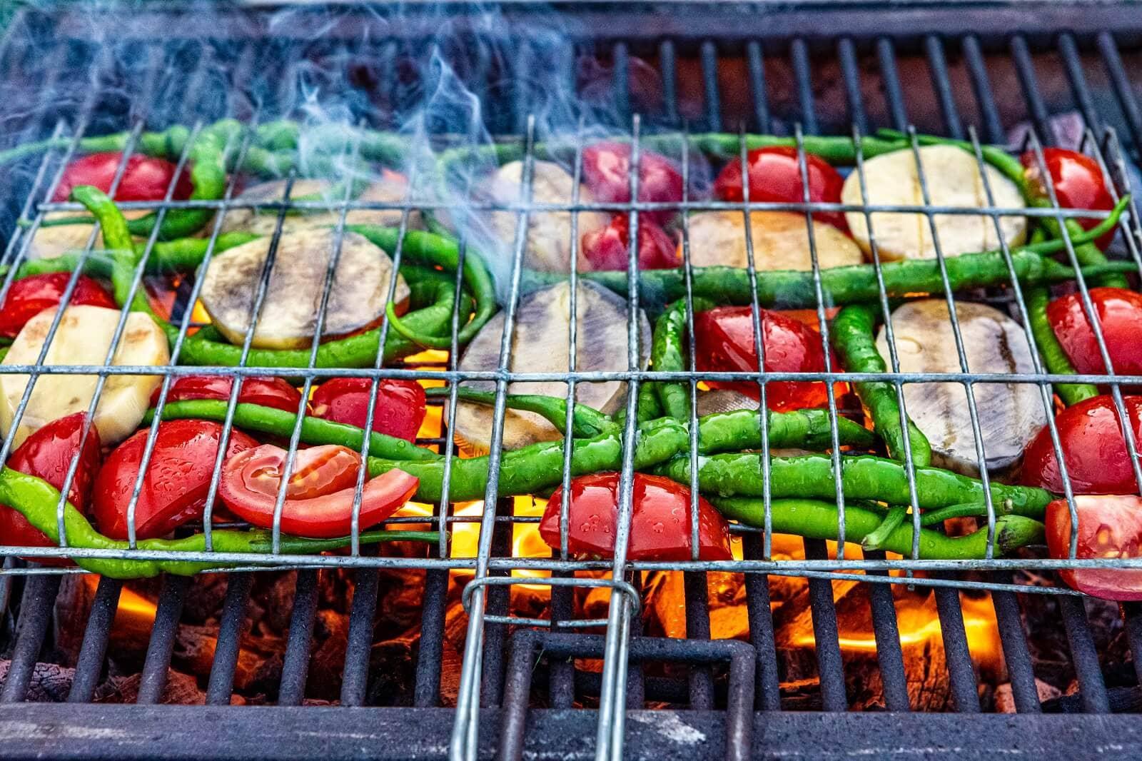 Jak grillować warzywa na grillu gazowym?