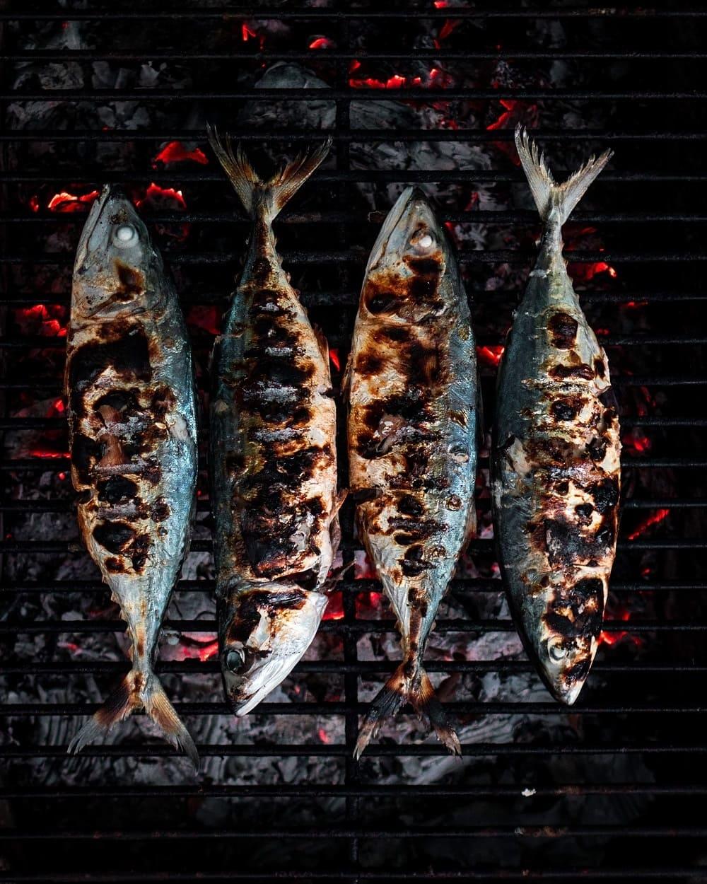 Jak zrobić pstrąga z grilla – przepis.
