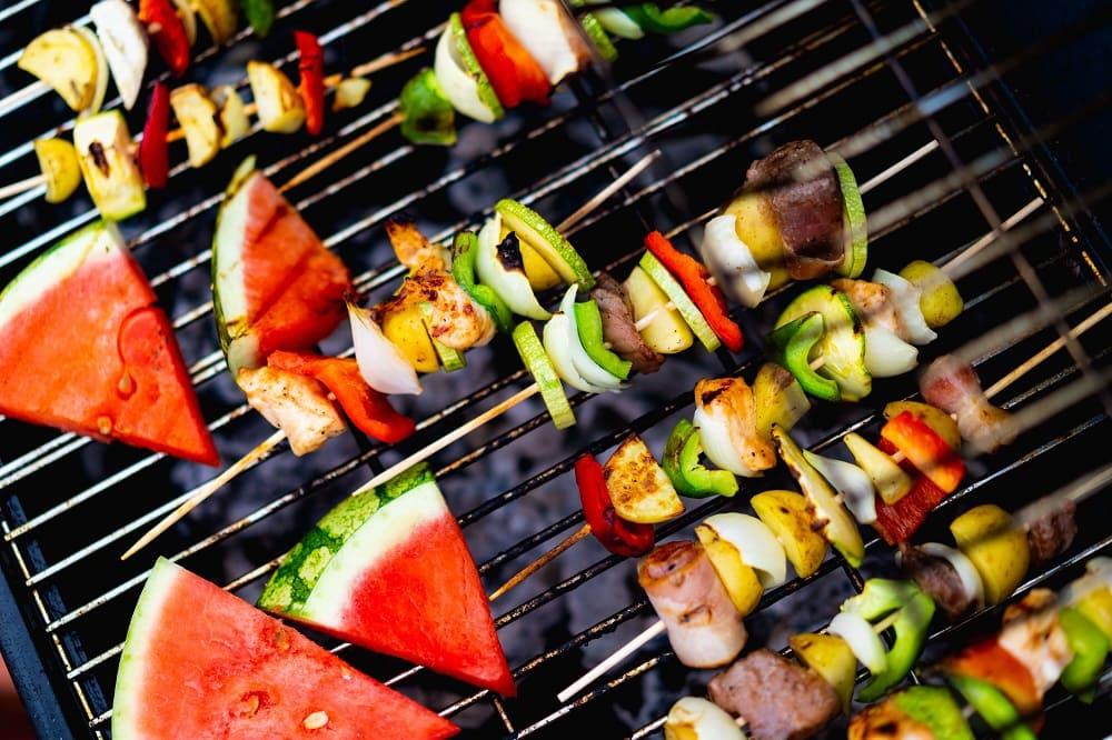 Pomysły na desery z grilla