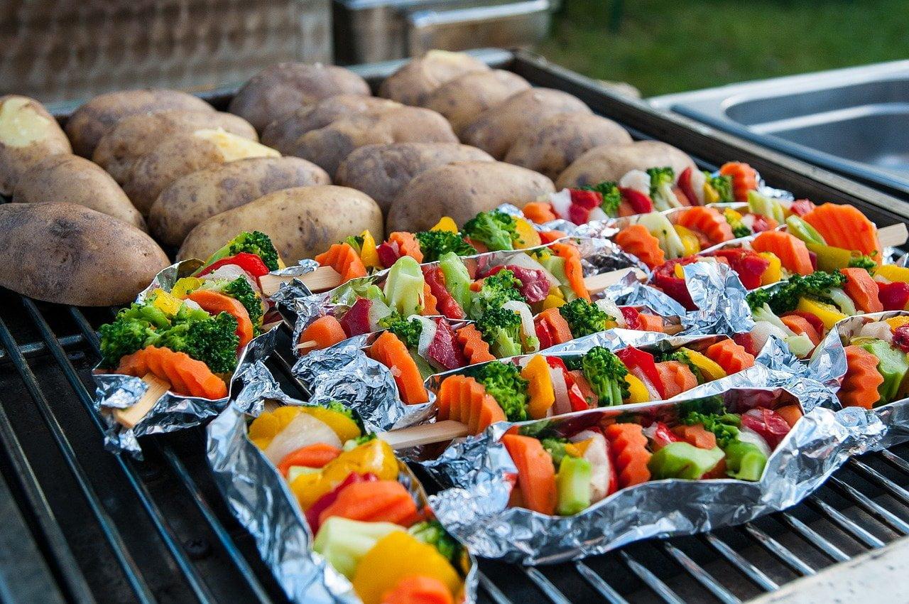 Jakie warzywa na grilla – 5 najpopularniejszych warzyw do grillowania